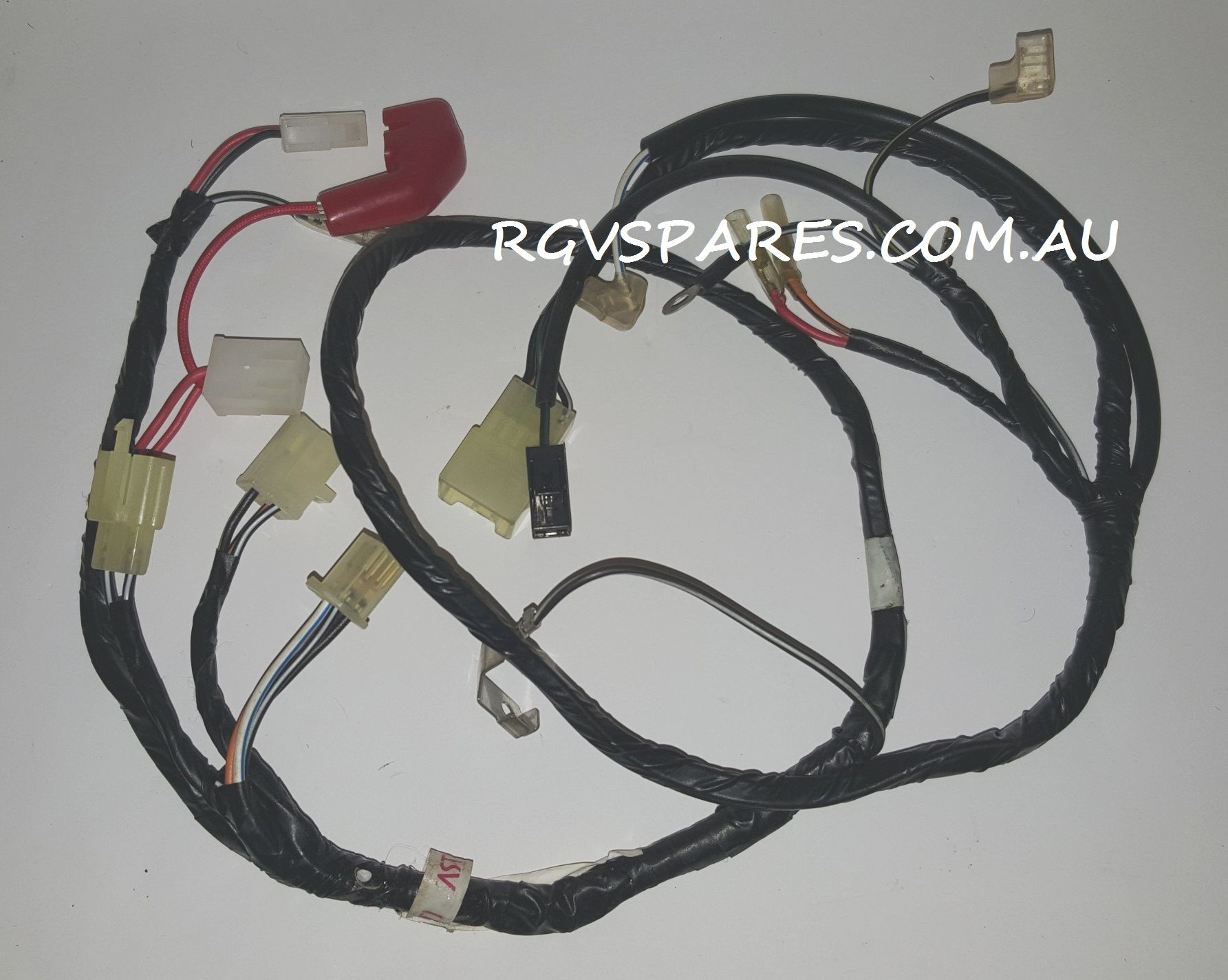 Electrical Parts Aprilia Rs250 Wiring