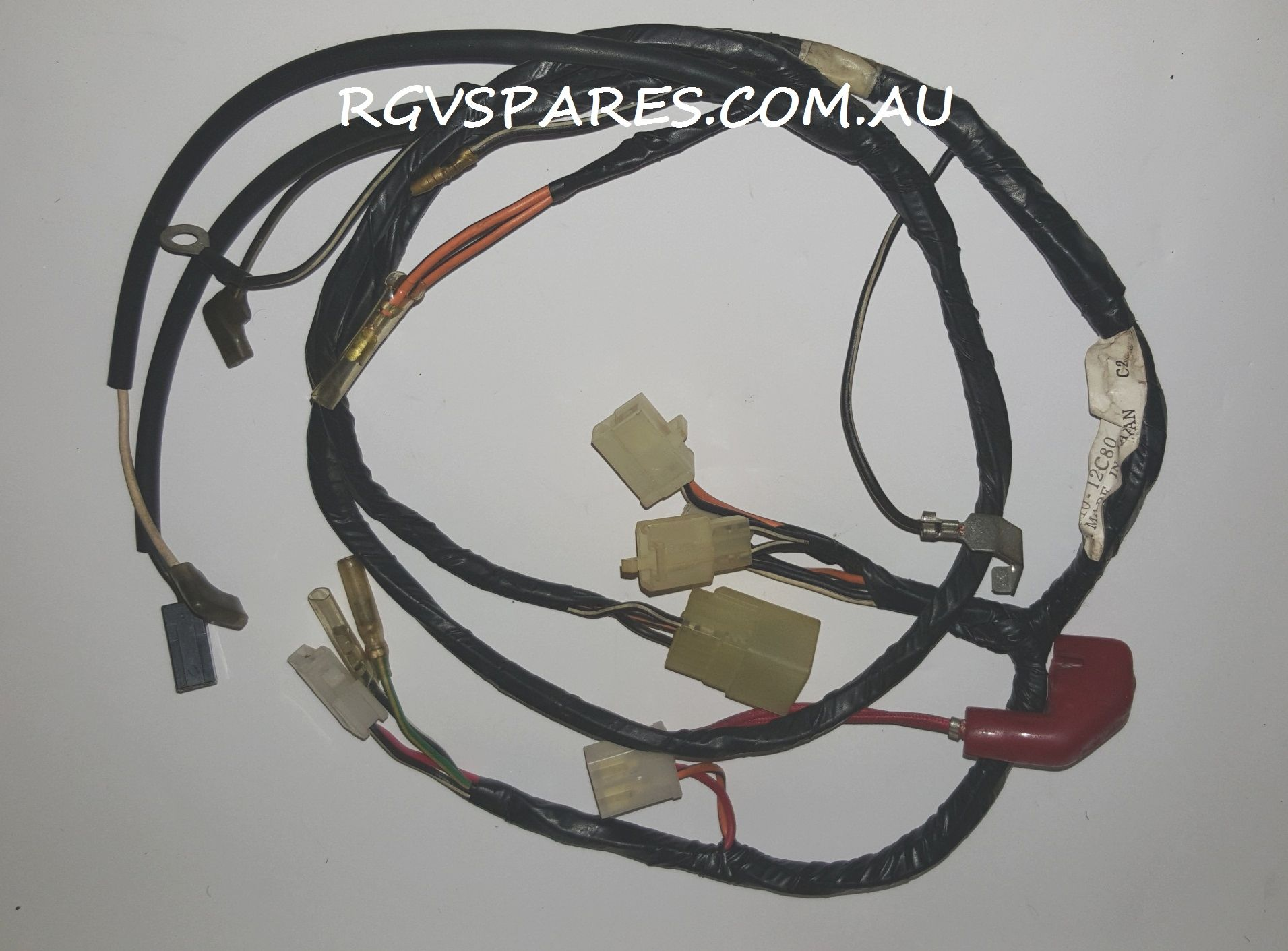 1999 gmc wire harness electrical parts: wiring harness (race)