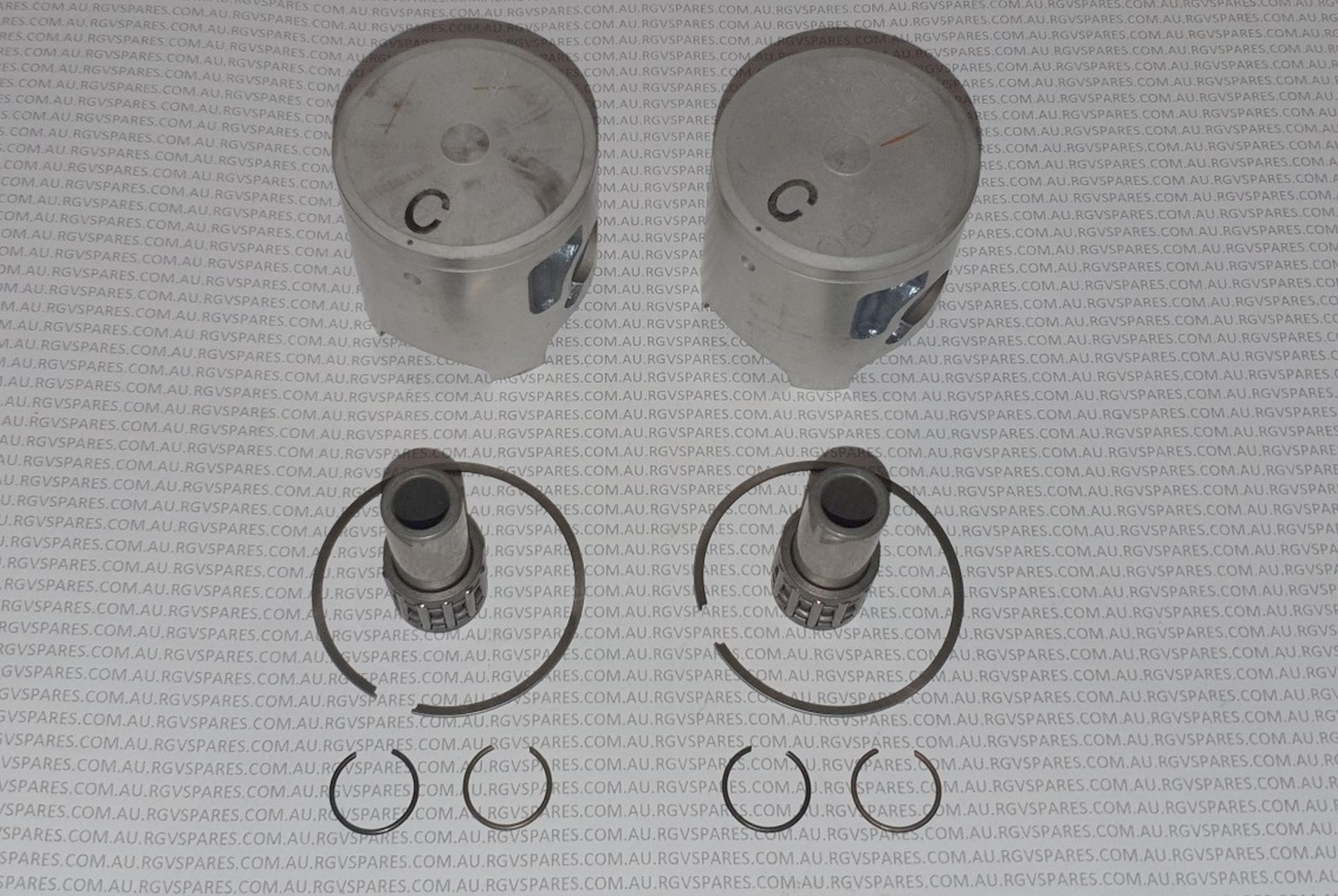 Piston Kit ( 4DP )